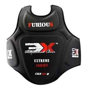 3 X PROTECTION POUR COFFRE ET KICK BOXING MMA PaO DE BOXE THAÏ-ARMOR GEAR