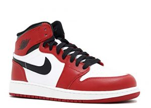AIR Jordan 1 Retro OG (GS) 'Chicago' – 332558-163 – Size 38.5-EU