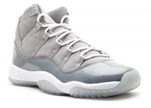 AIR Jordan 11 Retro (GS) 'Cool Grey 2010' – 378038-001 – Size 38.5-EU
