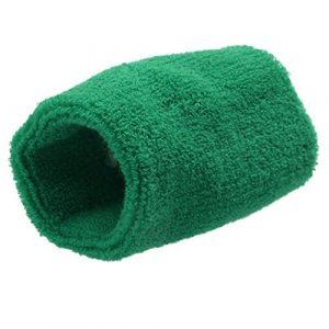 Amoy.B 8 x 8 cm 1 Serviette de Sport, Vert, 8 * 8cm