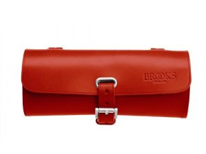 Brooks – Sac à Outils à accrocher sous Une Selle de vélo, modèle Challenge, Rouge