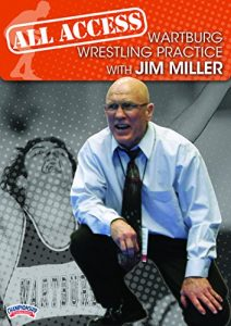 Championship Productions All Access Wartburg College Wrestling Practice with Jim Miller DVD