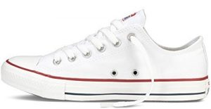 Converse Chuck Taylor All Star Classic Ox Low Top Sneakers Blanc