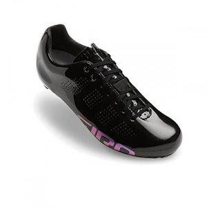 Giro Empire Road, Chaussures de Vélo de Route Femme, Multicolore (Black 000), 42 EU