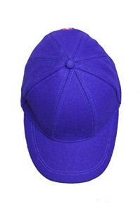 GRAY-NICOLLS Melton Cricket Caps , Royal, Senior by Gray-Nicolls