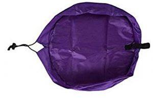Leafii's Sac de Rangement pour bébé, Tapis de Jeu Portable pour bébé, Jouet Sac de Rangement Rapide pour Jouet pour bébé, Jouet 45 cm