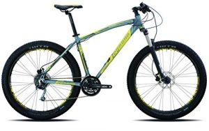 Legnano Cycle 900Duran Plus deore, Mountain Bike Mixte Adulte, Adulte Mixte, 5L900G, Gris, 40