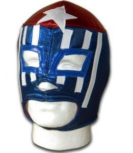 Luchadora Le Cubain Masque Lucha Libre Wrestling Catch Mexicain