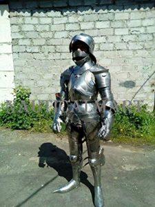 NauticalMart Knight Conséquence d'Armour médiéval Historique Entièrement Wearable Armour Halloween