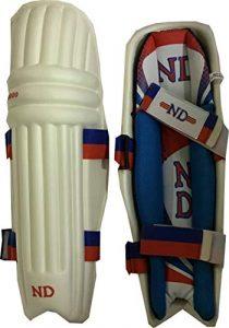 ND Batteur Cricket Jambières Tendulkar Style Batteur Protections Garçon Jeunes Hommes 2019 UK – Multicolore, Boys Ambi