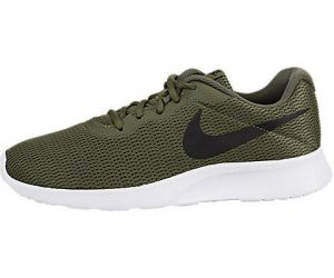 Nike Tanjun, Sneakers Basses Homme, Multicolore (Medium Olive/Black 001), 41 EU