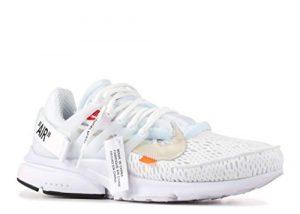 Nike The 10 AIR Presto 'Off White' – AA3830-100 – Size 48.5-EU