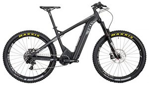 NOX Cycles garçon xctrail hybride Comp vélos S noir/gris
