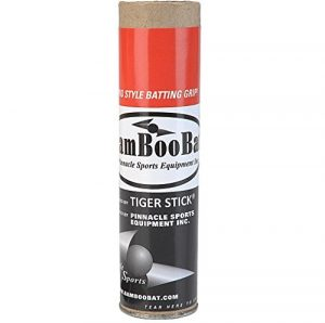 Pinnacle Sports Bamboobat Tigre bâton Batteur de Prise en Main