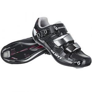 Scott Road Pro Chaussures de vélo Femme Noir/Blanc 2016, Femme, Noir/Blanc