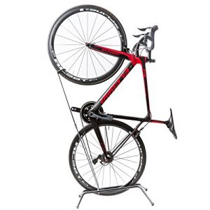 ShopSquare64 Wheel Up Bicyclette Suspendue Vertical Racks Mountain Bike Road Vertical Stand Bike TréPied