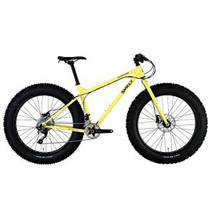 Surly Ice Cream Truck Adventure Bike 26″ Wheel Small Yellow