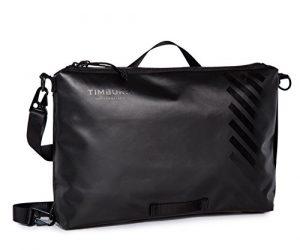 Timbuk2 Heist Briefcase, Homme, noir profond