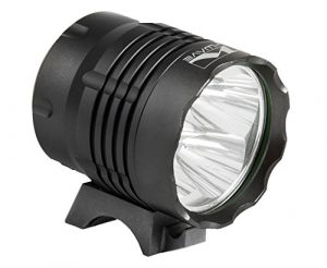 Ultra Light Apollon 4500 LED Batterie Noir