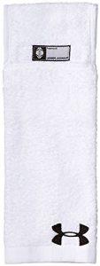 Under Armour – Serviette de football américain Under armour Towel blanc