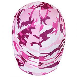 zocks Imprimé Housse pour Casque par Ovation One Taille Rose Taille S Camouflage