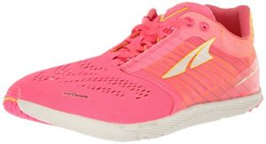 Altra Women Vanish-R Competition Running Shoe Running Shoes Pink – Orange 5