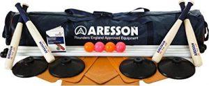 Aresson Senior Intérieur Rounders Ensemble Angleterre ApprouvéÉquipement