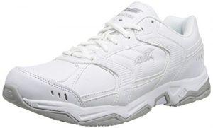 Avia AVI-Union Femmes Blanc Cuir Chaussures Baskets de Sport EU 38,5