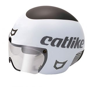 Catlike – Casque de vélo de Triathlon Rapid