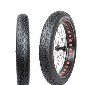 chaoyang (homonymie) Housse de roue pour vélo Fat 66x 10,2cm Sand Storm pour vélo de route (Fat pneus vélo)