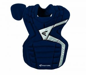 Easton MAKO Chest Protector, Navy, Adult by Easton