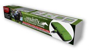equinITy Equine Surveillance des Performances (GPS/Speed/Stride/fréquence Cardiaque/Live Stream)