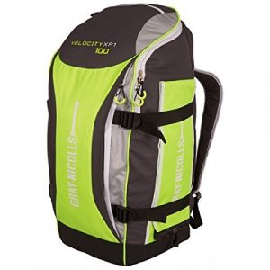 Gris Nicolls Extratec Protection Velocity XP 100Duffle de Cricket Kitbag