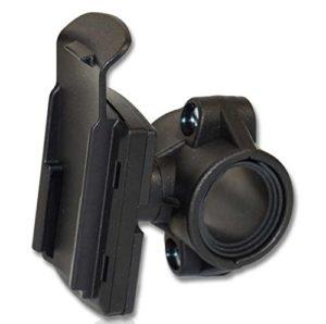 HR Richter Support de vélo/moto pour Garmin Approach®, Astro®, DakotaTM, eTrex®, GPSMAP®, Oregon®