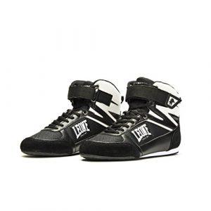 LEONE 1947CL187 SHADOW Chaussures de boxe – noir – 45