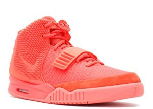 Nike AIR Yeezy 2 SP 'Red October' – 508214-660 – Size 42.5-EU