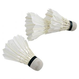 Nroom Badminton en Mousse Blanche 1 pcs