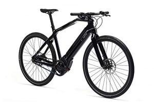 Pininfarina Evoluzione Sportiva Carbon Nuvinci Vélo électrique M Noir