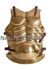 romain Laiton musculaire Cuirasse Wearable grec Muscle Armour par Nauticalmart