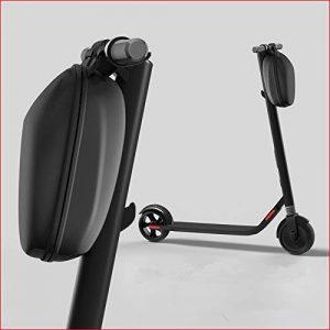 Sac de Rangement pour Xiaomi M365/Ninebot ES2/ES1, vélo, Quad, VTT | Scooter Électrique, Sacoche de Transport Guidon, Noir