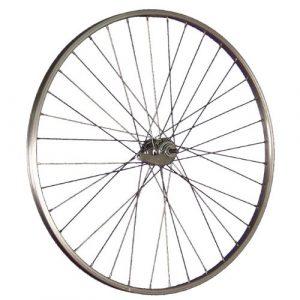 Taylor Wheels 28 pouces roue arrière vélo rétropédalage 622-19 Nirosta argent