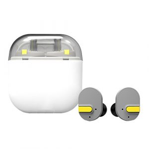 TOPQSC Nouvelle Oreillettes Bluetooth 4.1 Sport Casque Sans Fil Charge Intelligente HD Qualité Sonore Ecouteur Sans Fil pour Sport Oreillettes Imperméable à la Sueur