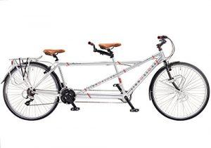Vélo tandem stavenger hidraulico taille 19/16