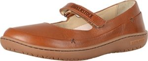 Birkenstock New Iona Nut Leather 38/7-7.5 R Womens Sandals