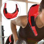 Jacksking Sac de Puissance, 5-25kg Fitness Sac de Puissance bulgare pour entraînement Sportif Boxe Sac de Sable pour Sacs de Sable vides