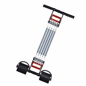 LJXiioo Entraînement Ajustable pour équipement d'exercice Pull-Up avec Pince extenseur de Poitrine 3 en 1