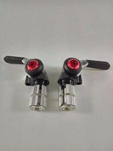 Microshift Manette pour vélo de route TT Bar End Shifter Bs-a102/310vitesses Shimano Compatible