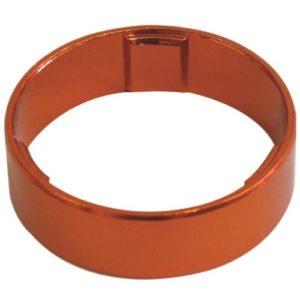 One23 Rond d'entretoises en Alliage CNC Orange Orange 28.6 x 5mm