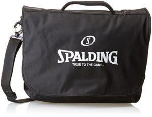 Sac Spalding Messenger Noir