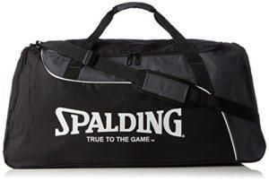 Spalding Sac de Sport Large Gris